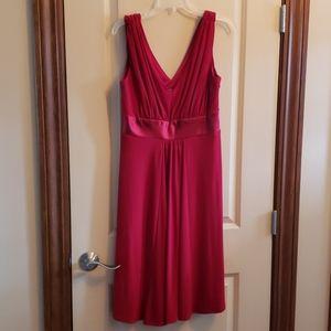 Size 14 Women's Jones Wear red dress